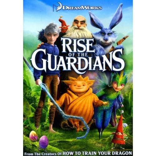 Rise of the Guardians [DVD] [2012]