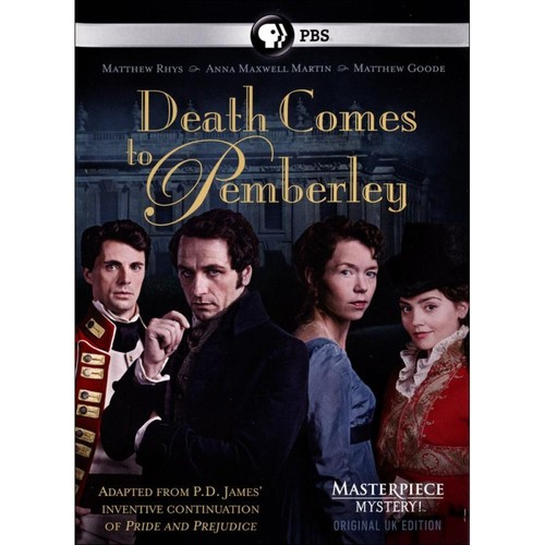 Masterpiece: Death Comes To Pemberley (DVD)