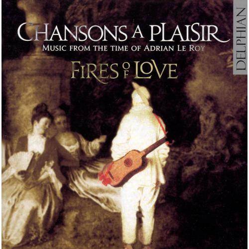 Chanson a Plaisir [CD]