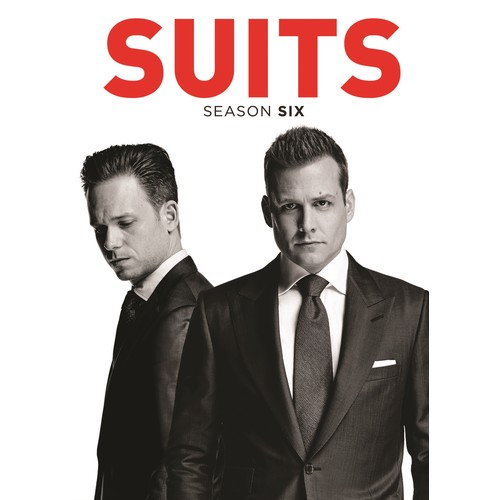 Suits: Season Six [4 Discs] [DVD]