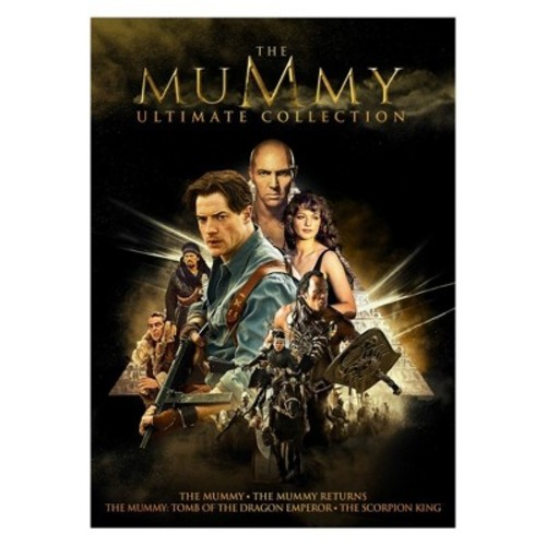 The Mummy Ultimate Collection [5 Discs] [DVD]