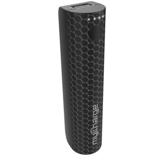 myCharge Style Power 2200 mAh USB Portable Charger, Black Dot, SPU22KP