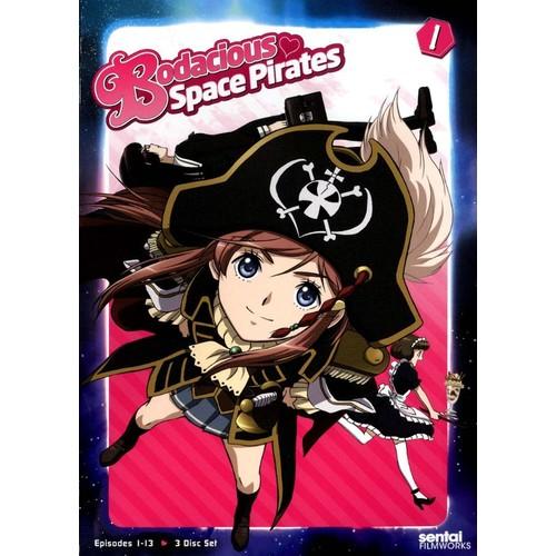 Bodacious Space Pirates [3 Discs] [DVD]