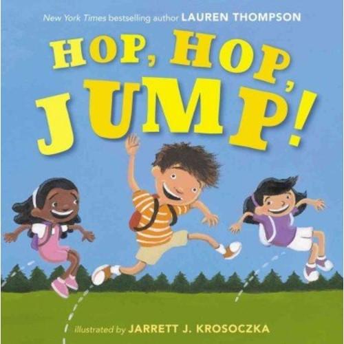 Hop, Hop, Jump! Hop, Hop, Jump!
