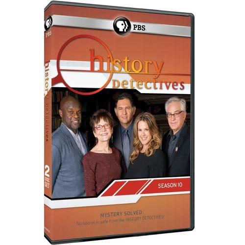 History Detectives: Season 10 [2 Discs] [DVD]