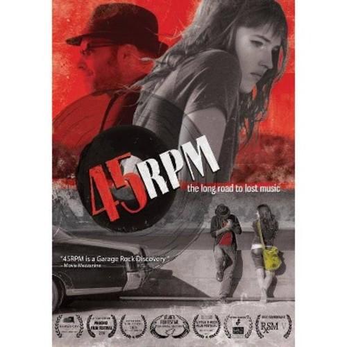 45rpm (DVD)