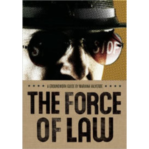 The Force of Law (Groundwork Guides Series)