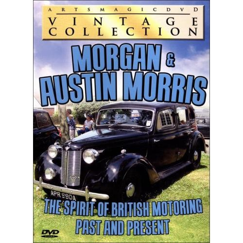 Morgan and Austin Morris [DVD] [English] [2013]