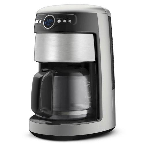 KitchenAid 14-Cup Silver Coffee Maker