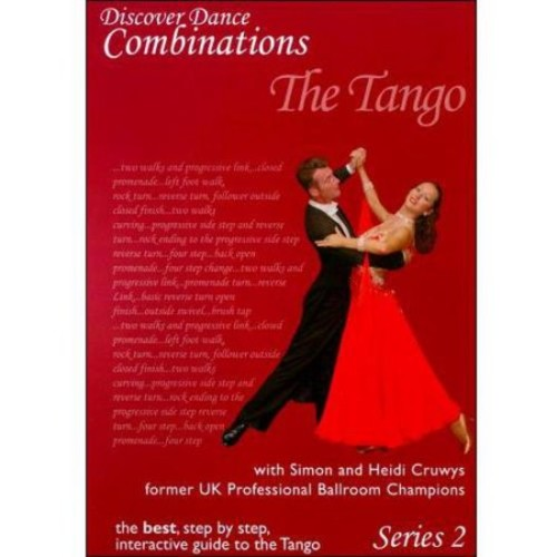 Discover Dance Combinations: The Tango - Series 2 [DVD] [2007]