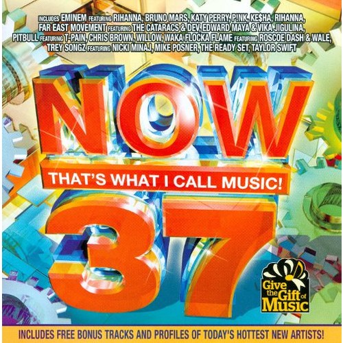 Now That's What I Call Music! 37 [CD]