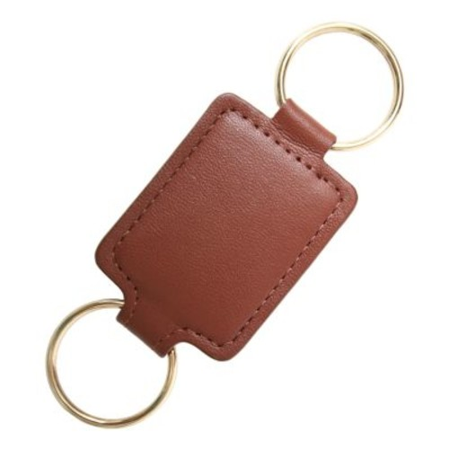 Royce Leather Valet Key Fob Color: Tan