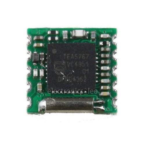 TEA5767 Philips Programmable Low-power FM Stereo Radio Module