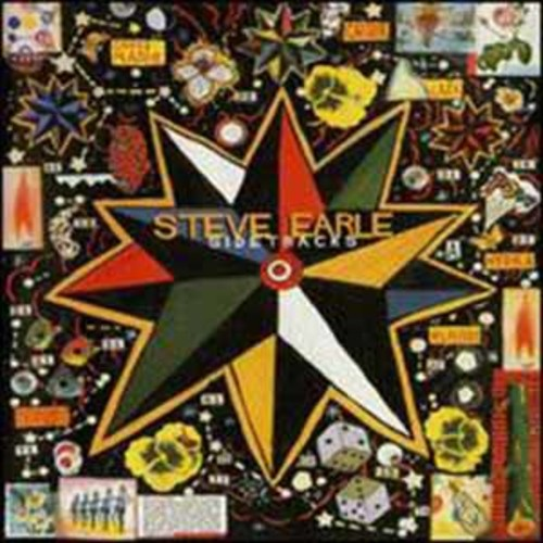 Steve Earle - Sidetracks (CD)