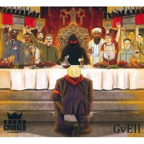 Kxng Crooked - Good Vs Evil Ii:Red Empire (CD)