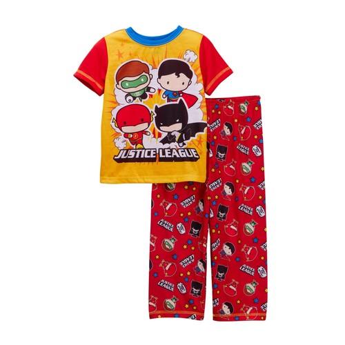 Justice League Pajama Set (Toddler Boys)