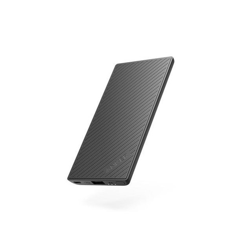 Anker PowerCore Slim 5000mAh Portable Charger External Battery with Power IQ