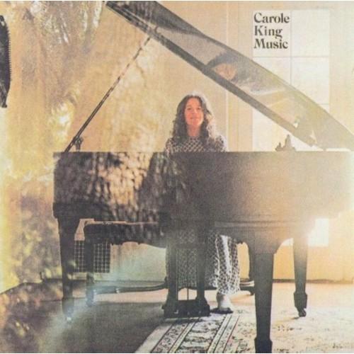 Carole king - Music (CD)