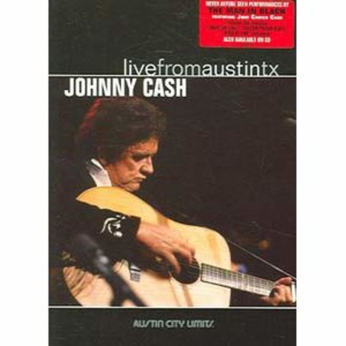 Live From Austin TX: Johnny Cash DTS/2