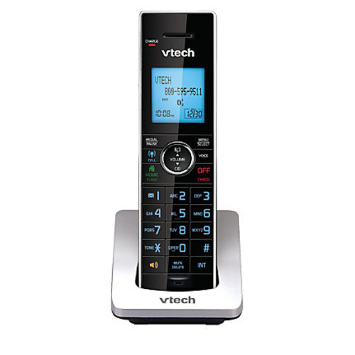 VTech DS6072 DECT 6.0 Cordless Expansion Handset For VTech DS6771 Series Phone Systems