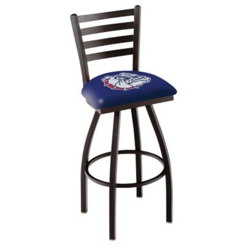 Holland Bar Stool NCAA 39'' Swivel Bar Stool; Gonzaga Bulldogs