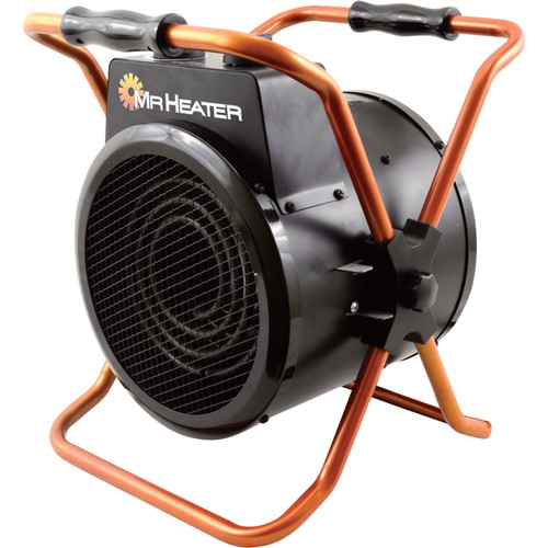 Mr. Heater Portable Forced Air Electric Heater  12,286 BTU,