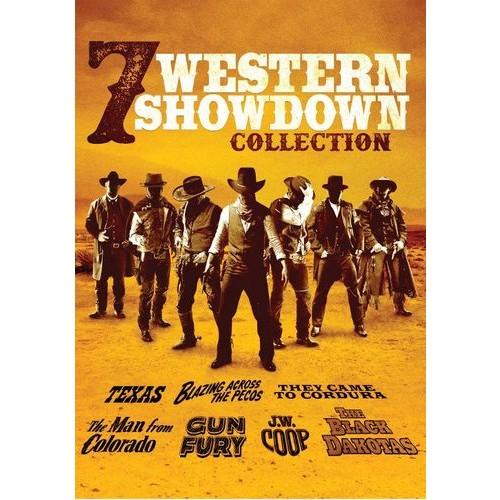 7 Western Showdown Collection [DVD]