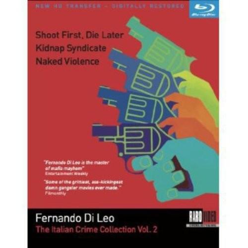 Fernando Di Leo: The Italian Crime Collection, Vol. 2 [3 Discs] [Blu-ray]