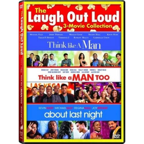 About Last Night/Think Like A Man/Think Like A Man 2 (DVD)