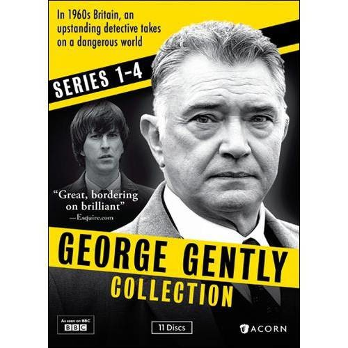 George Gently Collection-Series 1-4