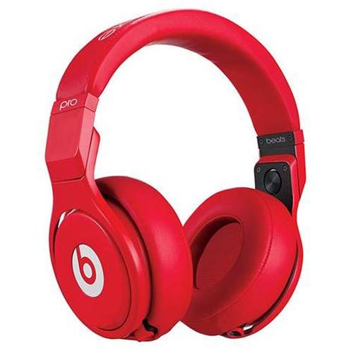 Beats By Dre Pro Over-Ear Studio Headphones - Lil Wayne Red