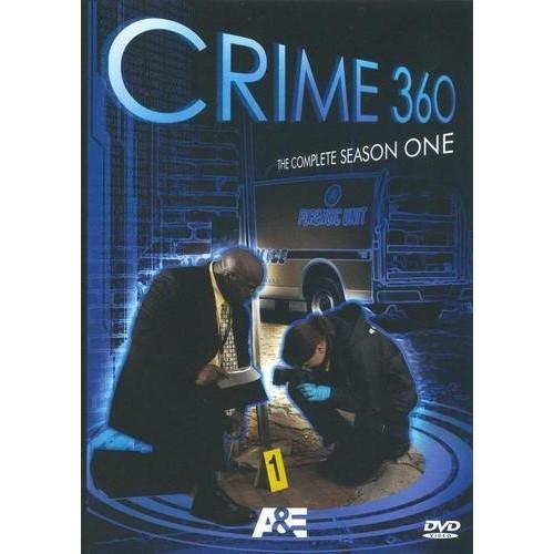 Crime 360: The Complete Season One [3 Discs] [DVD]