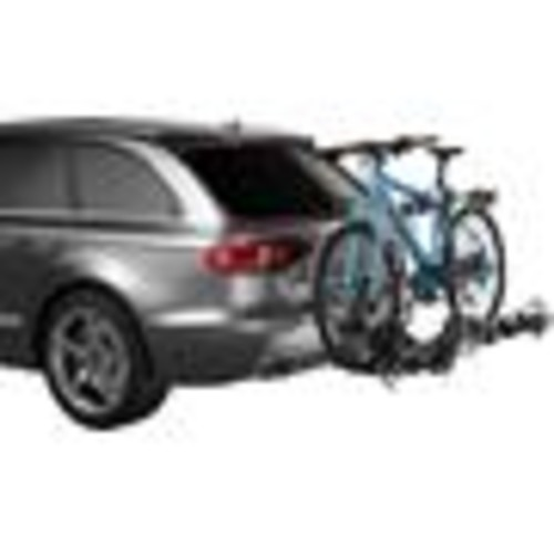 Thule DoubleTrack Pro 9054 Hitch-mounted 2-bike carrier  fits 1.25- or 2-inch trailer hitch