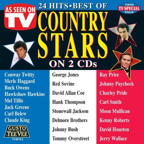 Best of Country Stars [CD]