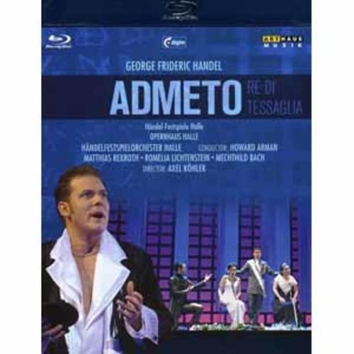 Admeto [Blu-ray] WSE 2/DHMA