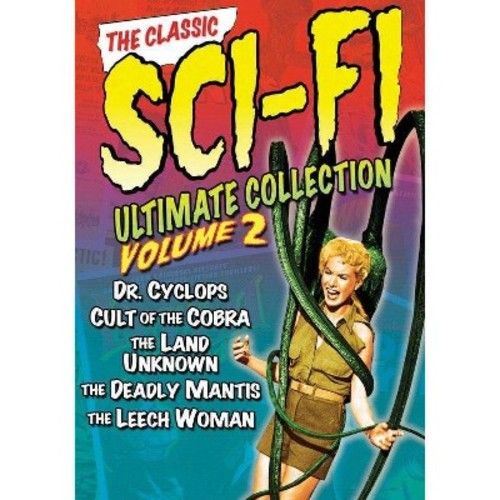 The Classic Sci-Fi Ultimate Collection, Vol. 2 [3 Discs]
