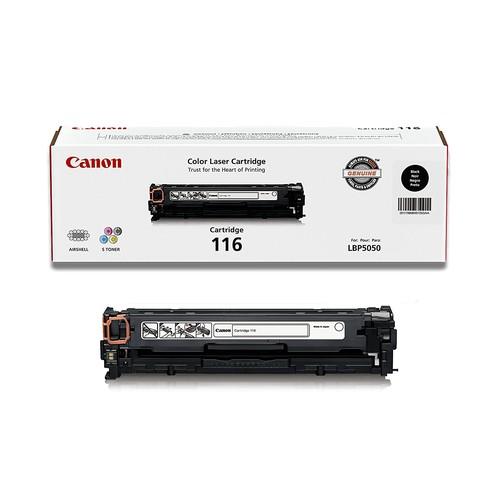 Canon Original 116 Toner Cartridge - Black [Black]