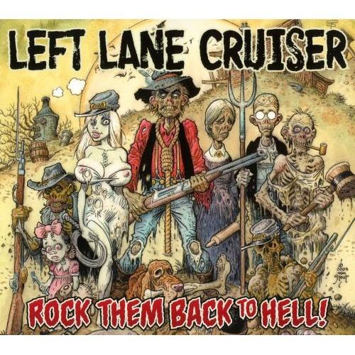 Rock Them Back to Hell! [LP] - VINYL