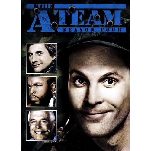The A-Team: Season Four [6 Discs] [DVD]