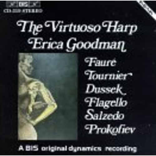 Virtuoso Harp