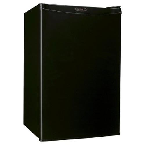 Danby 4.4 cu. ft. Mini Refrigerator in Black