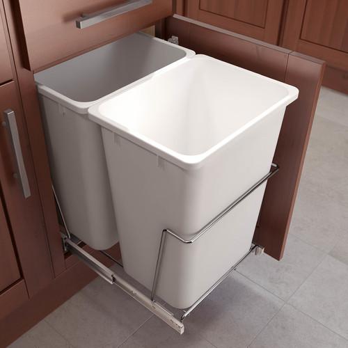 Oeko Basic Bottom Liner for 2 Bin Pull Out Trash Can