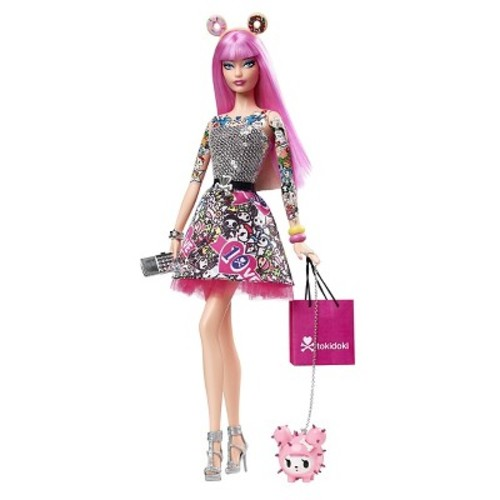 Barbie Collector 10th Anniversary Tokidoki Barbie Doll