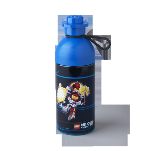 LEGO NEXO KNIGHTS Hydration Bottle Transparent Blue