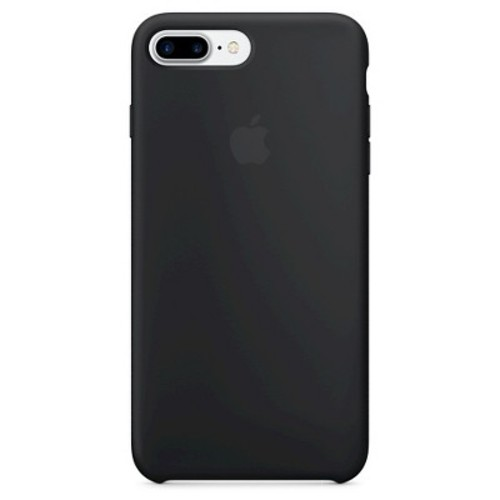 iPhone 7 Plus Silicone Case (Black)