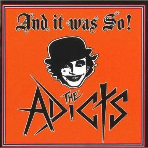 Adicts - It Was So (CD)