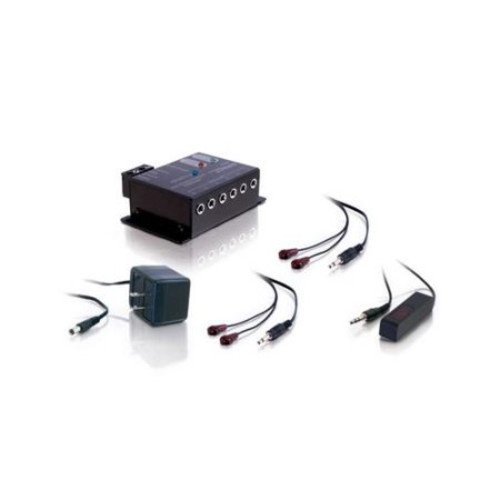 Cables to Go Infrared (IR) Remote Control Repeater Kit