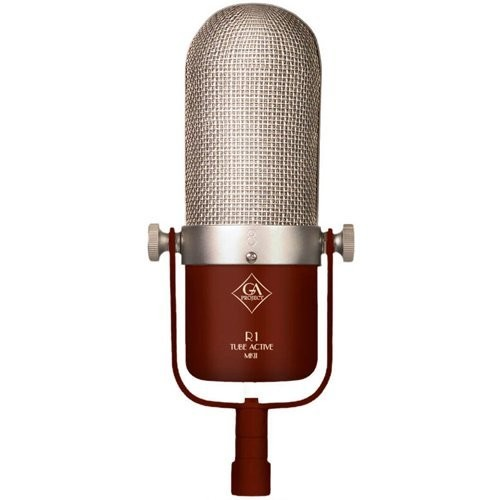 Golden Age Project R1 Active Tube Ribbon Microphone