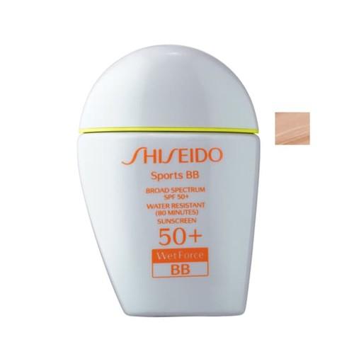 Shiseido Wetforce Sports BB Broad Spectrum SPF 50+ Light
