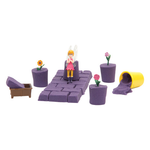 KwikSand Mini Play Set Fairyland Flowers